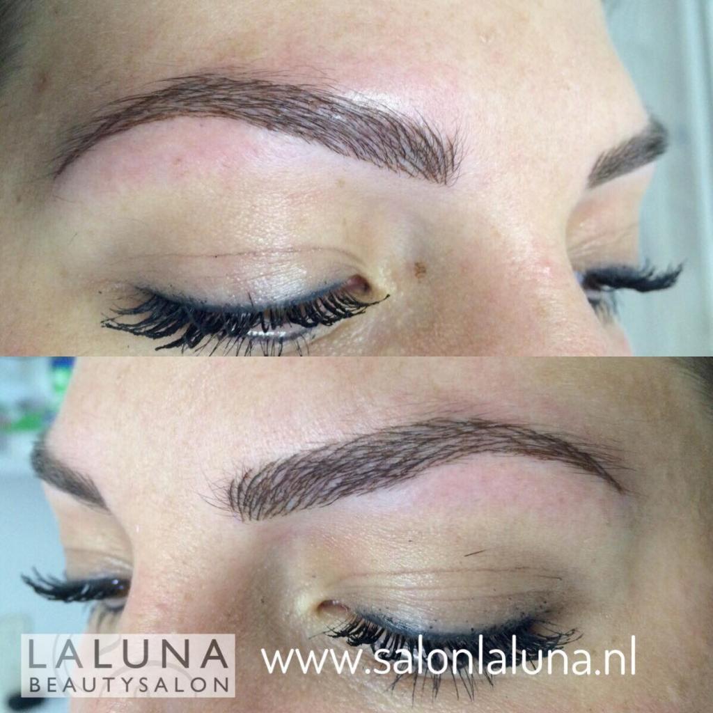 Permanente make up pmu 16 jaar ervaring salon la luna for La lune salon