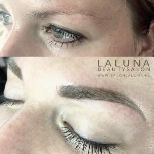 Softap techniek voor permanente make up nieuw in nederland for La lune salon